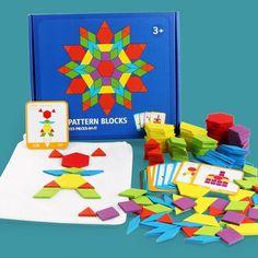 Wooden Jigsaw Puzzle Set (155 PCs)