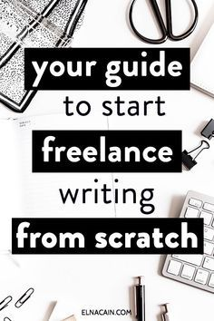 Start a small business and work at home as a freelance writer. Get paid for writing for businesses, magazine or do copywriting too! Writing Skills, Writing A Book, Writing Tips, Fiction Writing, Improve Writing, Writing Humor, Writing Lessons, English Writing, Writing Practice