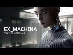 EX MACHINA - Trailer italiano ufficiale - YouTube