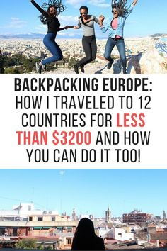 How I Traveled To 12 Countries for Less Than $3,200