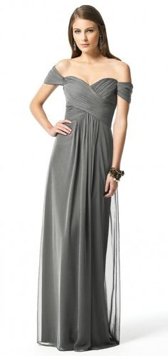 #grey dress #2dayslook #greyfashion www.2dayslook.com