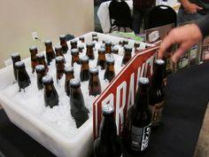 The Drake's Beer Tasting