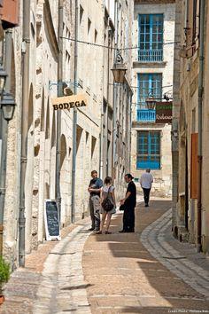 Périgueux, rue des Farges