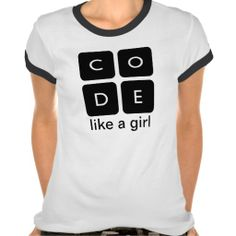 Upgrade your style with Code Org t-shirts from Zazzle! Browse through different shirt styles and colors. Search for your new favorite t-shirt today! Nerd, Trendy Tops, Girls Be Like, Cool T Shirts, Shirt Style, Shirt Designs, T Shirts For Women, Womens Fashion, Fashion Gal