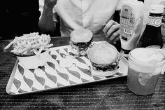 Meat mission burgers