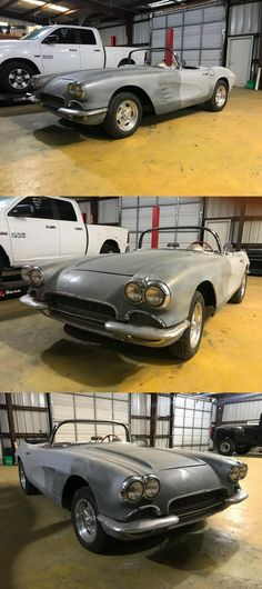 1961 Chevrolet Corvette project [very solid]