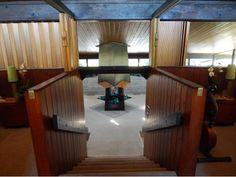 Bruce Goff-designed home at 6565 Park Circle, Joplin MO