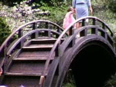 Golden Gate Park, California (San Francisco), Japanese Tea Garden - Sixties  - Home Movie Clips