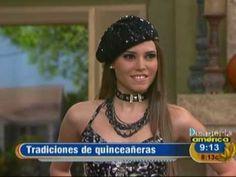 Tradiciones de las quinceañeras - YouTube