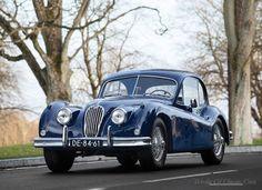 World Of Classic Cars: Jaguar XK 140 SE Fixed Head Coupé 1955 - World Of ...