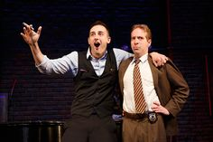 Vaudeville Mystery 'Murder for Two' Opens at The Old Globe  Posted by Chris Jennewein