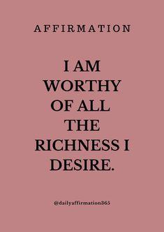 Abundance, quotes, affirm