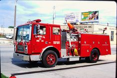 Milwaukee, WI Fire Dept. Engine 18 ★。☆。JpM ENTERTAINMENT ☆。★。