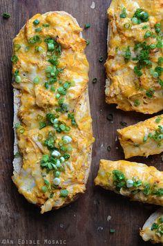 Buffalo Chicken French Bread Pizza Recipe