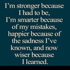 As long as you learn from your mistakes don't regret them... See them as lessons and move on!  #Padgram