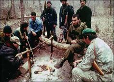 War in Chechnya | Rebels in the forests