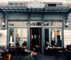 Osterman bar restaurant in Athens