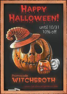 Halloween 5, Vintage Halloween, Buy Tea Online, Tea Club, Silver Shamrock, Organic Green Tea, Mad Hatters, Best Tea, Loose Leaf Tea