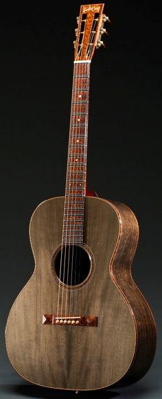 The Ghost Oak by Santa Cruz Guitars --- https://www.pinterest.com/lardyfatboy/