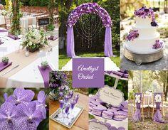 Wedding Decor Wednesdays w/ Pantone's Amethyst Orchid. Follow blog @ originalopulence.com for unique ideas for your wedding day! #pantone #amethystorchid #orchidwedding #weddingdecor #purpledecor #purplewedding #summerwedding #springwedding #fallwedding #pantoneamethystorchid