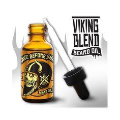 Huile à barbe Viking Blend Grave Before Shave