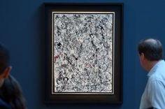 Jackson Pollock. 60 milionów dolarów.