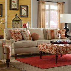 Paula Deen Home Sofa By Paula Deen By Universal