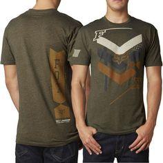 Fox Triple Threat T-Shirt - Green
