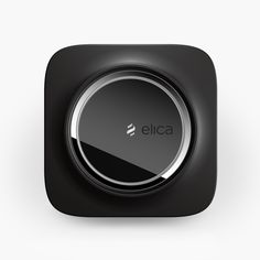SNAP Air Purifier by Elica / High Gloss Matte Ring-UI Soft