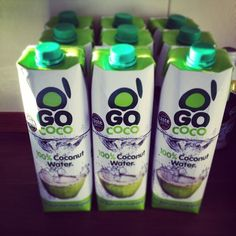 """""""All stacked up for the weekend!! #gococo #hydrate #kokosvann #myfavorite #lovingit #chillaxing""""  #GoCoco #coconutWater #Coconut #Water #Health #Nutrition #Healthy #Thirsty #Hydration #Rehydrate #GoCoconuts"""