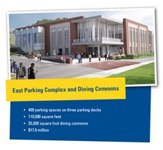 Students at Morehead State can expect new dinning within the next year.