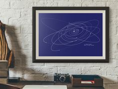 discover the solar system on the personal human scale, using a birthdate (or any other date meaningful to you). each design is unique.