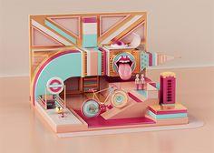 Peter Tarka 3D Art