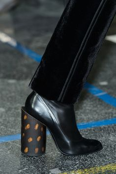 These Fashion Week Shoes Are More Like Works of Art: If runway shows leave you with a hankering for a pair of binoculars to zoom in on the shoes, then you've come to the right place — we've assembled close-up shots of the best pairs from London, Milan, and Paris Fashion Weeks for easy viewing.