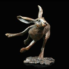 Running Hare by Michael Simpson