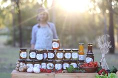 Gecko Grove Fine Foods are made by Lockyer Valley mother and son team. Using the fabulous flavours of seasonal fruit and vegetables, we use traditional methods to make preserves with a gourmet twist. Fruit In Season, Fruits And Vegetables, Foods, Drinks, Bottle, Gourmet, Food Food, Drinking, Food Items