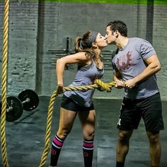 Share the love. Check out 5 Muscle Rope Partner Exercises! --> http://muscleropes.com/blog/5-battle-rope-partner-exercises/