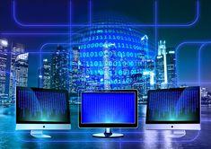 Monitor, Binär, Binärsystem, Computer, Binärcode, Eins