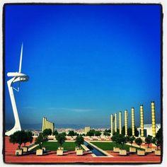 Montjuic - Barcelona