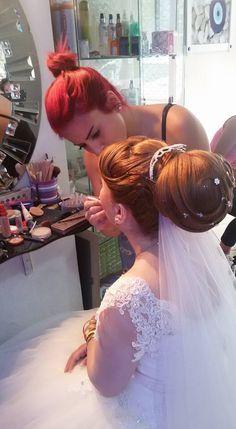 Make up #gelin #byAsLı