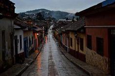 En México existen muchos sitios donde encontrarás paz y armonía, aquí, San Cristóbal de las Casa, Chiapas.