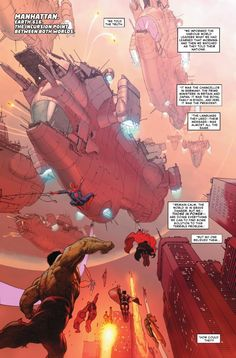 """Secret Wars #1\"" preview"