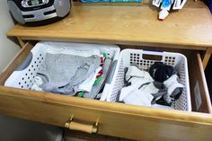 Organizing:  One Little Annoyance at a Time