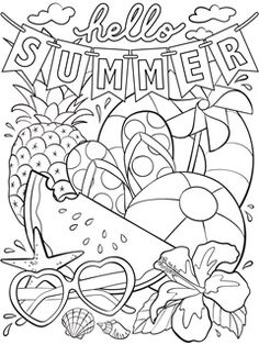 New Coloring Pages | Free Coloring Pages | crayola.com Quote Coloring Pages, Printable Adult Coloring Pages, Coloring Pages For Kids, Coloring Books, Coloring Worksheets, Crayola Coloring Pages, Fairy Coloring, Camping Coloring Pages, Mandala Coloring
