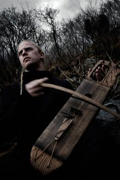 "Wardruna | Norwegian ""..a musical project based on Nordic spiritualism and the runes of the Elder Futhark."" -- Wikipedia"