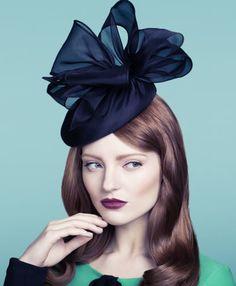 bd56bdbcf31 Rachel Trevor Morgan Millinery - S S 2014.  passion4hats Fancy Hats
