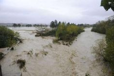 Chienti, diluvio