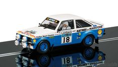 Scalextric - Ford Escort MKII (C3636) - Scalextric - Ford Escort MKII (C3636) #slotcar @Scalextric