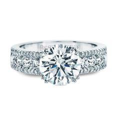 Rosendorff Together Forever Brilliant Diamond Ring (16213)