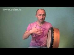 Beginner Bodhrán: FREE Lesson No.1 of 2 <----Honestly the best beginner Bodhrán lesson I've seen.